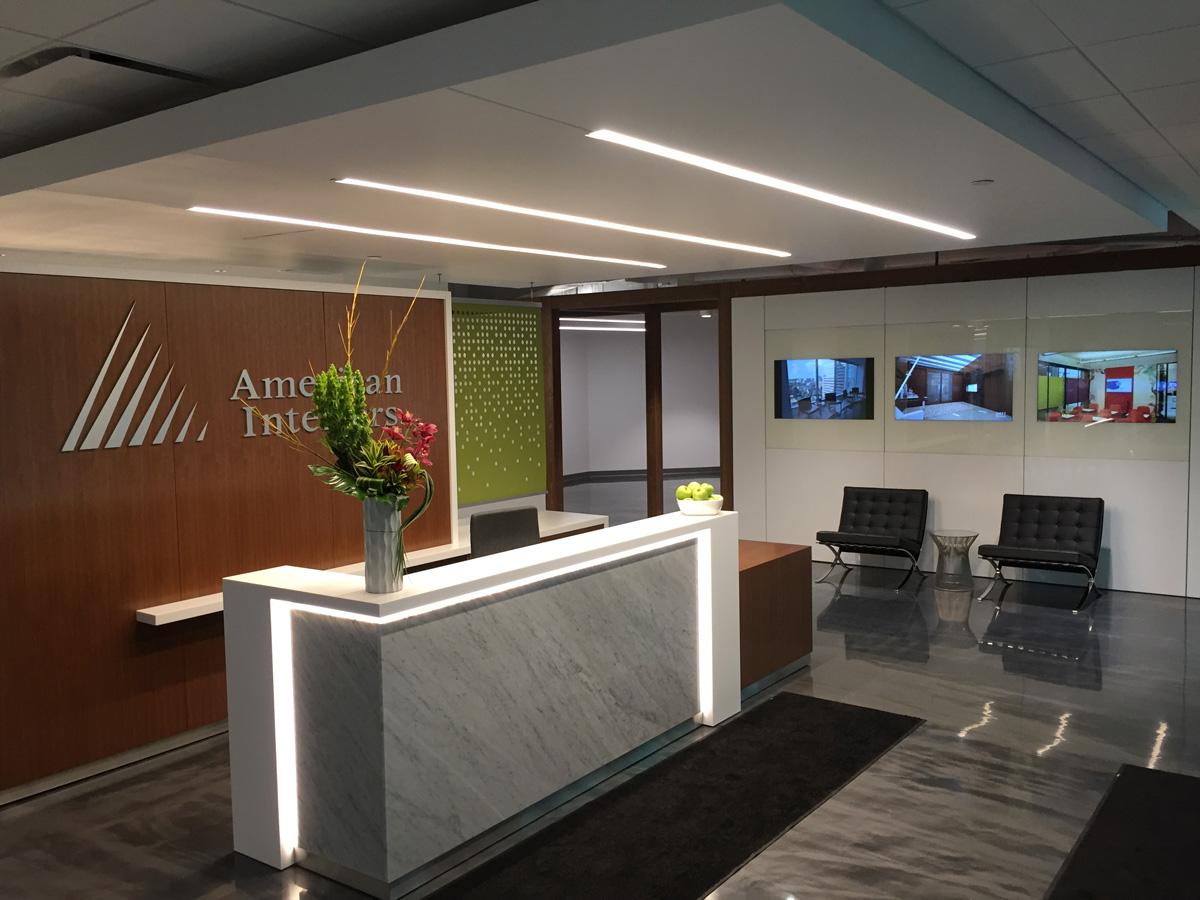 American Interiors U2013 Cleveland Office