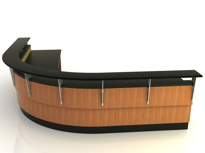 Frisco- Desk with Return