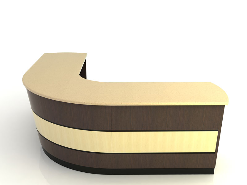 Harmony- Desk with Return