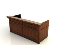Jamestown I- Desk