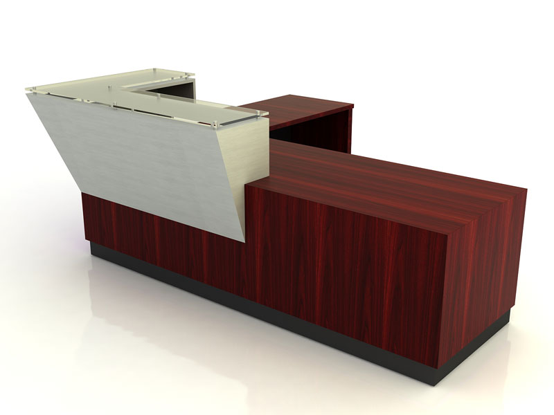 Nuevo- Desk with Return