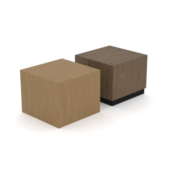 cube tables, public spaces furniture