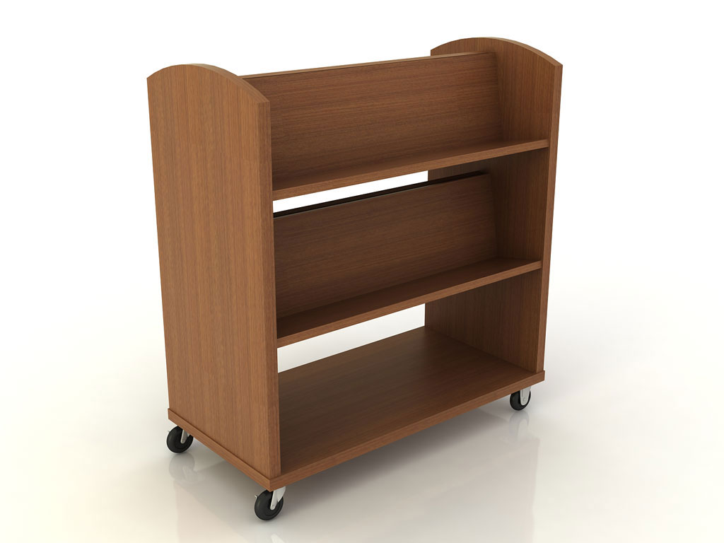 Miscellaneous Furniture Colecraft : library mobile book rack from colecraftcf.com size 1024 x 768 jpeg 56kB