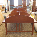 study tables, library furniture