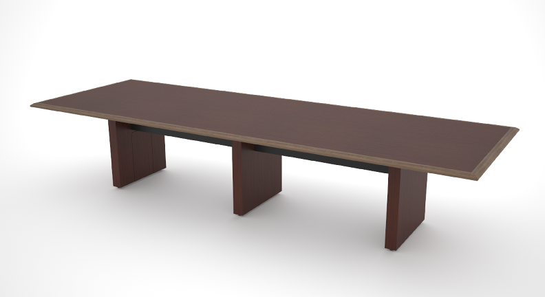 Conference Tables Colecraft - Conference table bases wood
