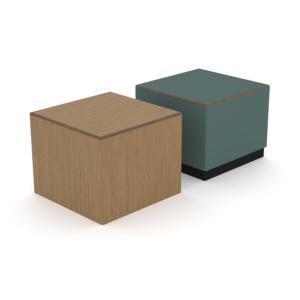 softline radius with wood edge