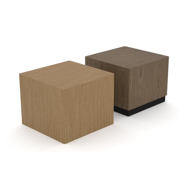 cube tables, public spaces