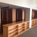 library furniture, bookcases