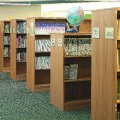 library furniture,