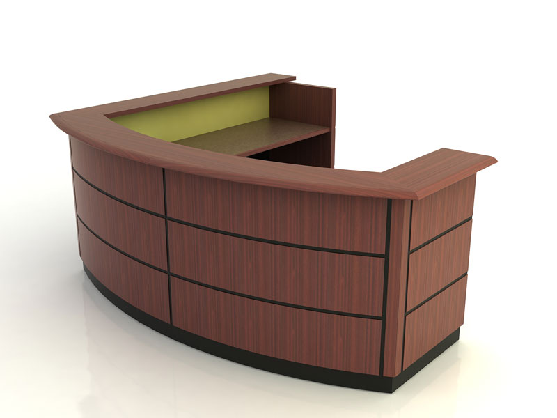 Amherst- Desk with Return