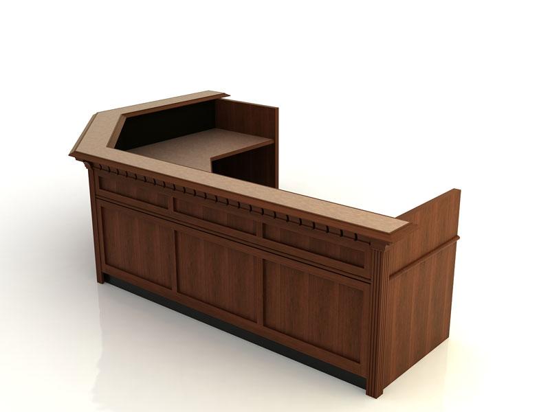 Jamestown II- Desk