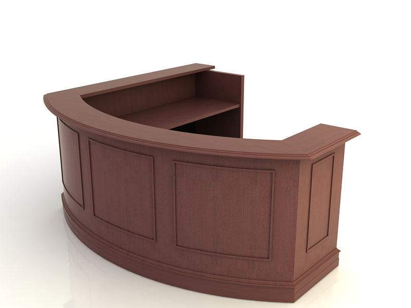 Williamsburg- Desk with Return
