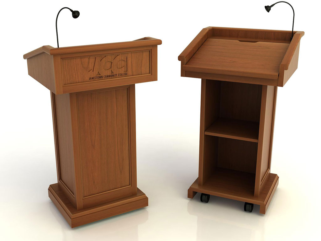 Traditional Lectern